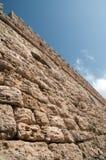Festungs-Wand. Lizenzfreies Stockbild