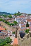Festungs-Wand Stockbild