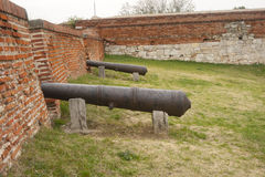 Festungsbulgare vidin stockbild