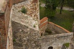 Festungsbulgare vidin stockbilder