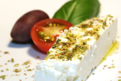 Feta Photo stock