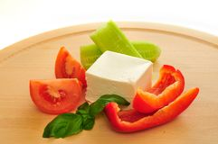 Feta Royalty Free Stock Photos