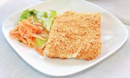 Feta cheese dish Stock Photo