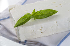 Feta cheese Royalty Free Stock Photos