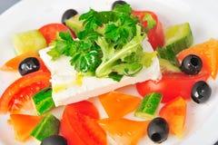 Feta salad Royalty Free Stock Photo