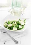 Feta-Salade II Royalty-vrije Stock Afbeelding