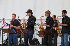 Fete de la Musique in Geneve Stock Photo