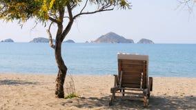 Fethiye, Τουρκία, μεγαλοπρεπής προορισμός θερινού ταξιδιού, πανέμορφη άποψη θάλασσας παραλιών φιλμ μικρού μήκους