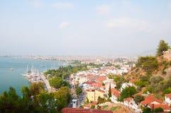 Fethiye, die Türkei stockfotos