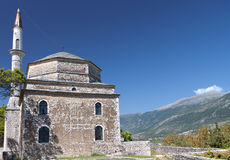 Fethiye Mosque at Ioannina city in Greece Stock Photo