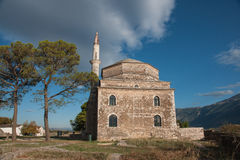 The Fethiye Mosque Royalty Free Stock Photo