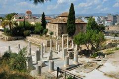 Fethiye mosque roman forum Stock Image