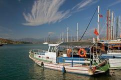 Fethiye Turquía Fotos de archivo