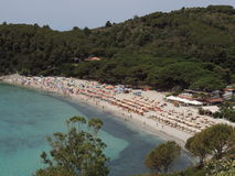Fetovaia - Elba Island Royalty Free Stock Images