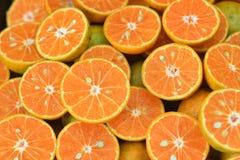 Fetta arancio fotografia stock libera da diritti