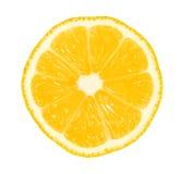 Fetta arancione Immagini Stock Libere da Diritti