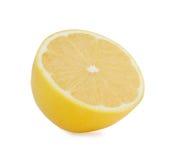 Fetta del limone Immagine Stock