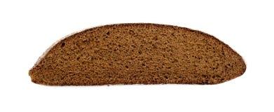 Fetta del pane di segale Fotografia Stock