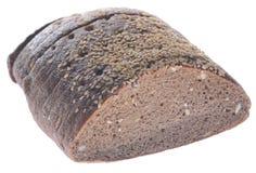 Fetta del pane nero Immagine Stock Libera da Diritti