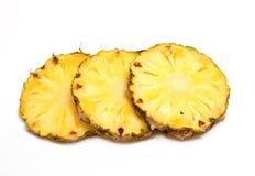 Fetta dell'ananas Fotografia Stock Libera da Diritti