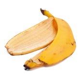 Fetta della banana fotografia stock