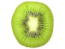 Fetta della frutta di Kiwi Fotografie Stock Libere da Diritti