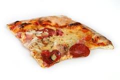 Fetta della pizza Immagini Stock Libere da Diritti