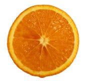 Fetta di arancio fotografie stock libere da diritti