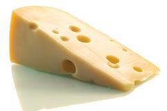 Fetta di formaggio fotografie stock libere da diritti