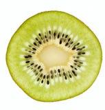 Fetta di kiwi immagini stock libere da diritti
