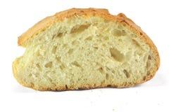 Fetta di pane immagini stock