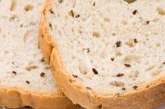 Fetta di pane Immagine Stock