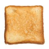 Fetta di pane tostata Immagini Stock Libere da Diritti