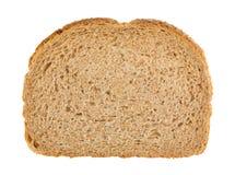 Fetta di tutto il pane integrale naturale Immagine Stock