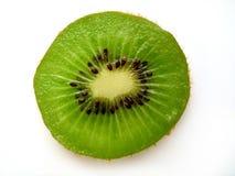 Fetta II del Kiwi Fotografie Stock Libere da Diritti
