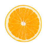 Fette arancio Immagini Stock