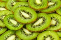 Fette del kiwi Immagine Stock Libera da Diritti