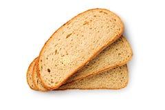 Fette del pane Fotografia Stock Libera da Diritti