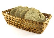 Fette del pane fotografie stock