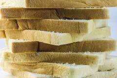 Fette del pane Fotografia Stock