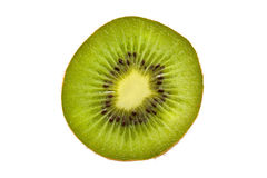 Fette della frutta di Kiwi immagine stock