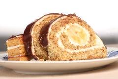 Fette di dessert Fotografie Stock Libere da Diritti