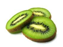 Fette di kiwi Fotografia Stock