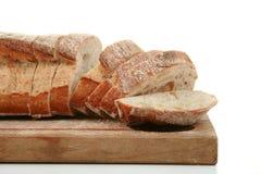 Fette di pane Immagine Stock