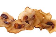 Fette secche del tamarindo isolate Fotografia Stock