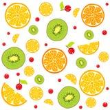Fondo del limone Immagine Stock