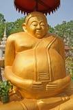 Fetter Buddha lizenzfreies stockbild