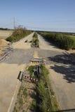 Fettkohle - früher Autobahn A4 nahe Kerpen-Buir Stockfoto