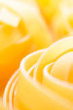 Fettuccine Stock Photography