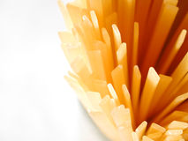 Fettuccine noodles Royalty Free Stock Photography
